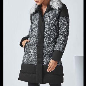 Fabletics long puffer jacket